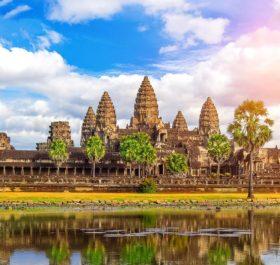 Đền Preah Vihear