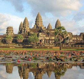 Angkor – Quần thể kiến trúc độc đáo của Campuchia