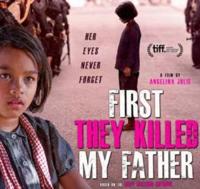 """First They Killed My Father"""