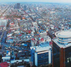 Nền kinh tế có chuyển biến mạnh mẽ của Campuchia.