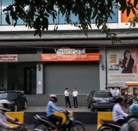 Chi nhánh của tổ chức tín dụng vi mô Welcome Finance Plc tại Campuchia