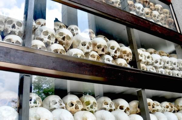 Du lịch Campuchia tại Phnom Penh: Cánh đồng chết.