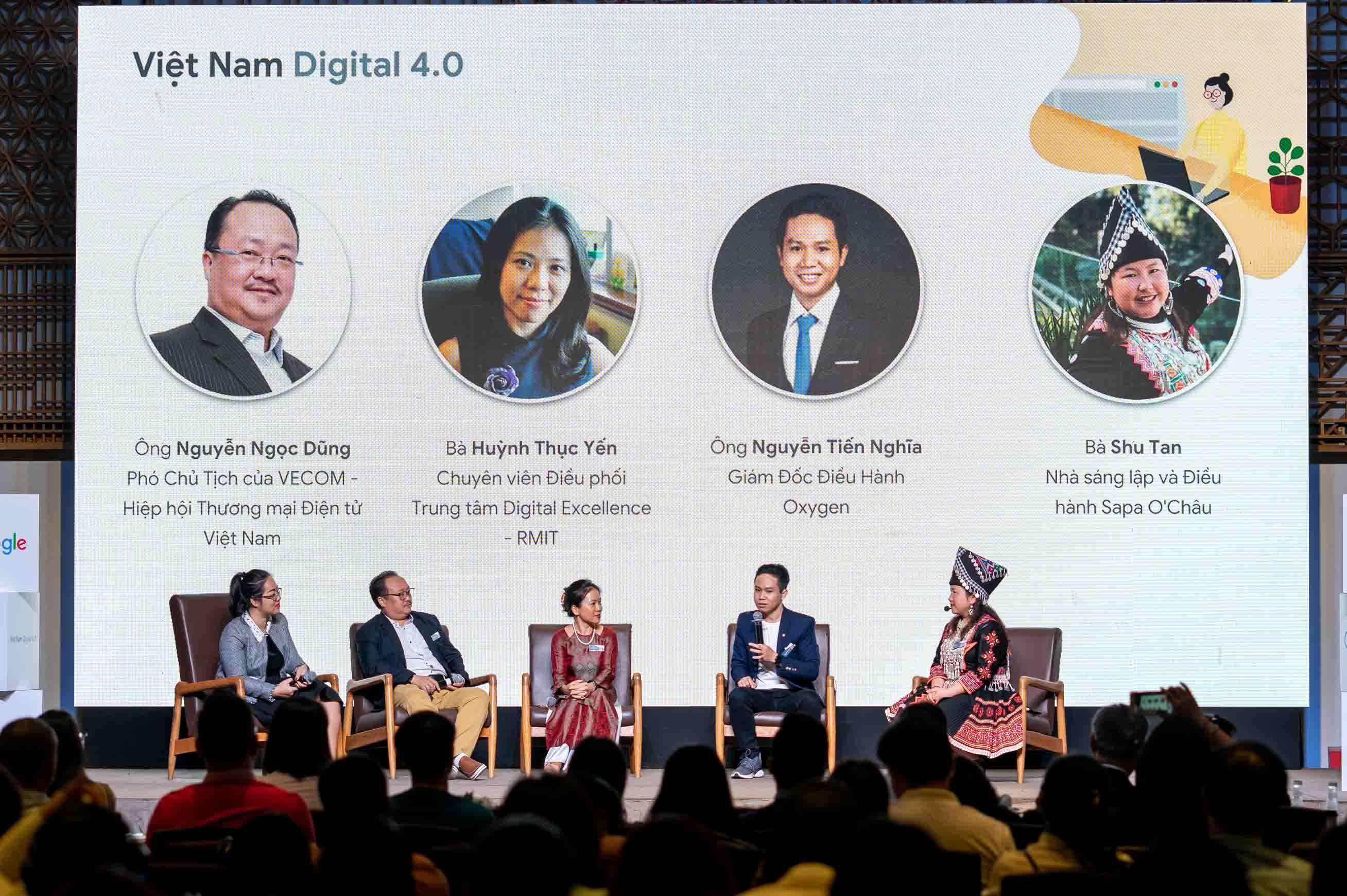 Chương trinh Việt Nam Digital 4.0Chương trinh Việt Nam Digital 4.0