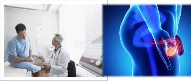Bệnh nhân bị đau tinh hoàn, việc thăm khám và chữa trị là một điều khả dĩ