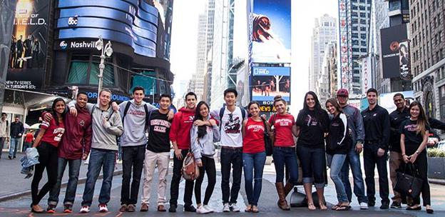 Trải nghiệm du học hè tại Mỹ ở NewYork