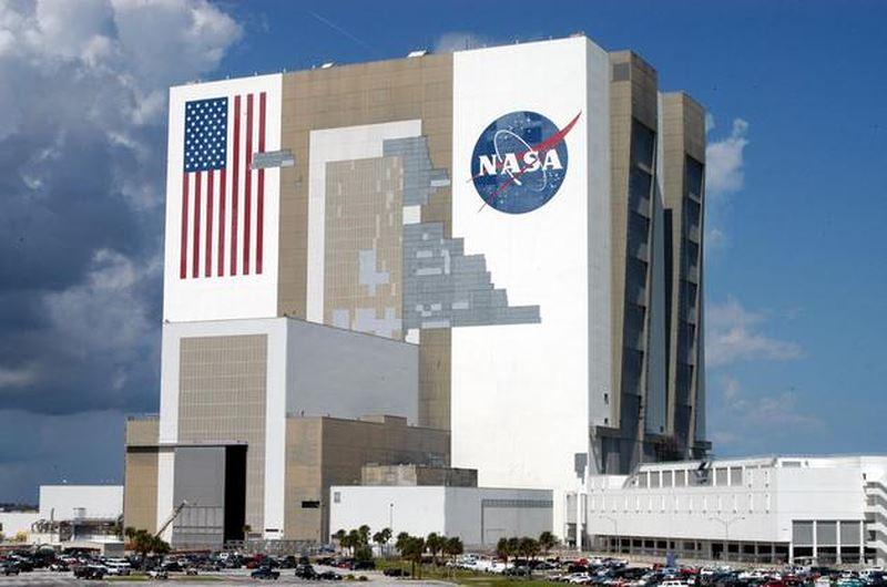 Tòa nhà làm việc của NASA