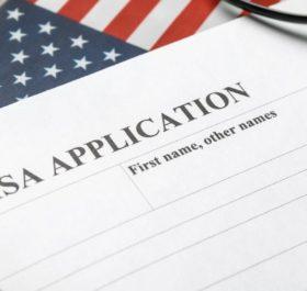 Đơn xin phòng vấn Visa du học mỹ