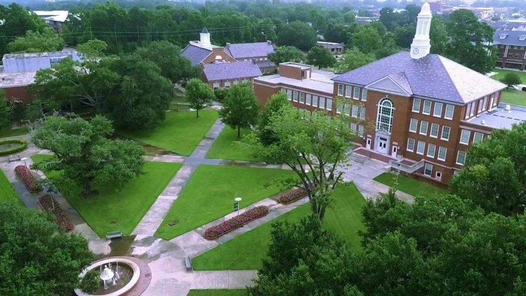 Khuôn viên Louisiana Tech University