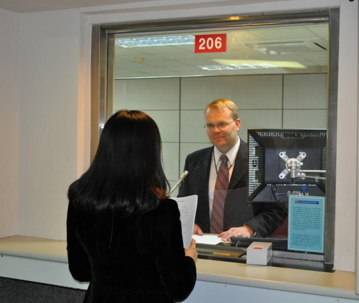 Phỏng vấn Visa du học Mỹ với giáo viên nước ngoài