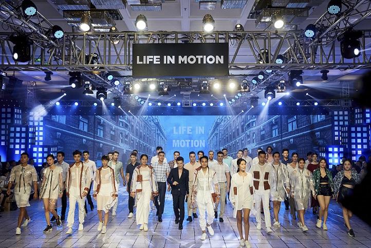 "Sự kiện ""Life in Motion"" show 2019"