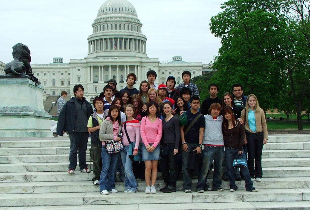Học sinh cấp 3 du học Mỹ