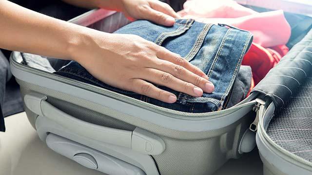 Nên chuẩn bị hành lý như thế nào?
