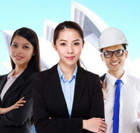 Các lao động lành nghề, được chỉ định sang Úc lao động
