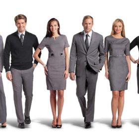 Đồng phục thể hiện truyền thống của ngành nghề, tổ chức, đồng phục.