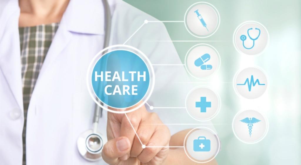 Ngành Chăm sóc sức khỏe