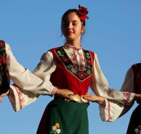 Người Bulgaria nhảy múa