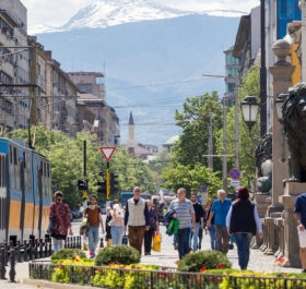 Nền kinh tế Bulgaria phát triển