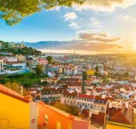 Bồ Đào Nha trong buổi chiều tà