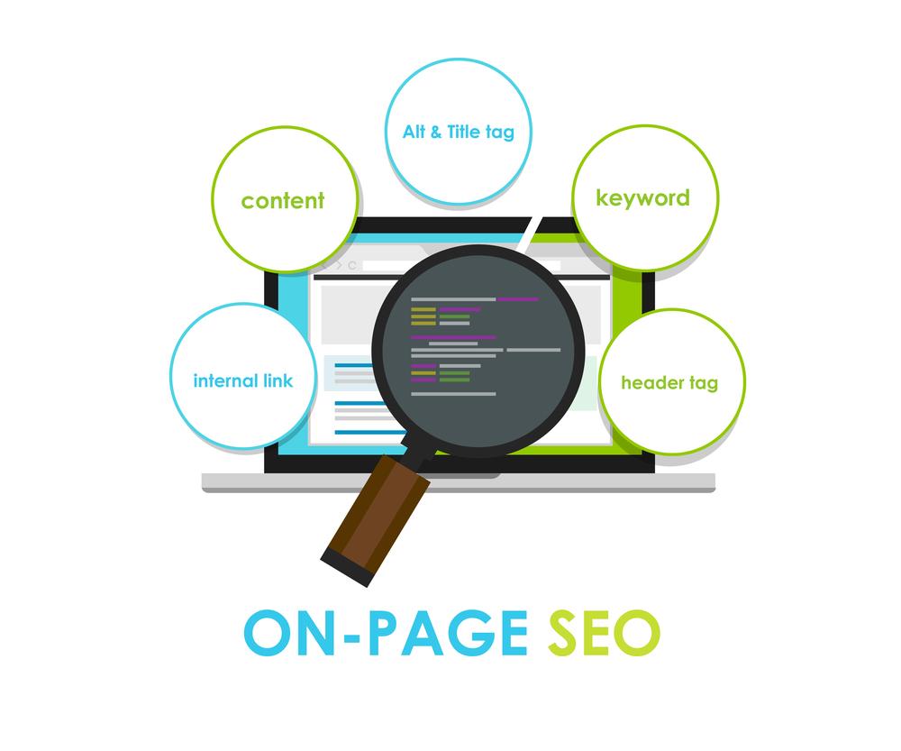 SEO on page và những điều liên quan.