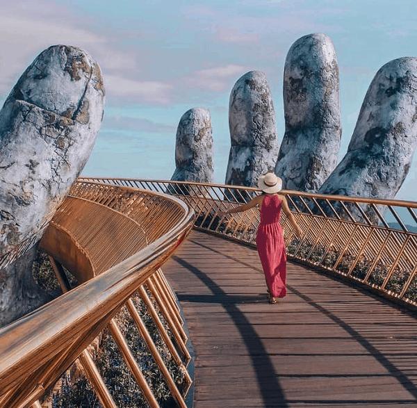 Bà Nà Hills – chốn bồng lai tiên cảnh