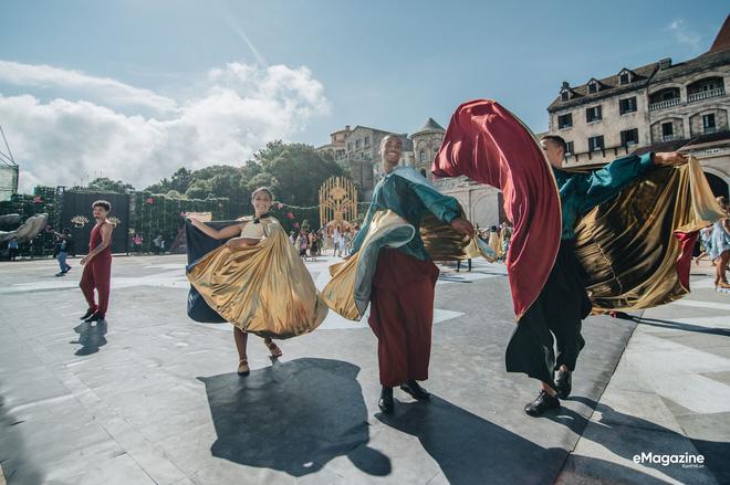 Vũ hội tại Đà Nẵng