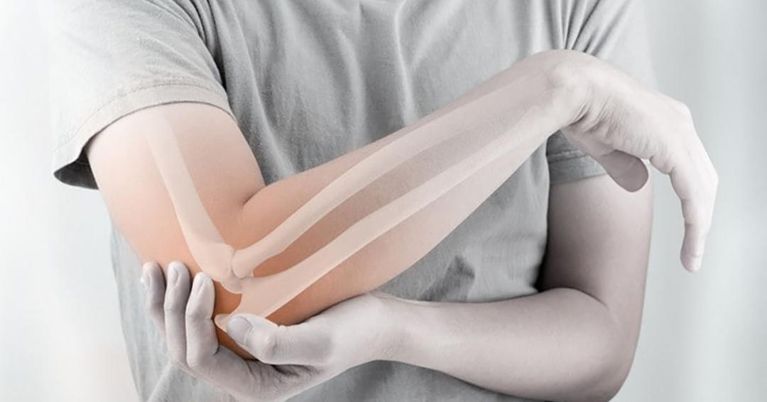 đau khớp khuỷu tay