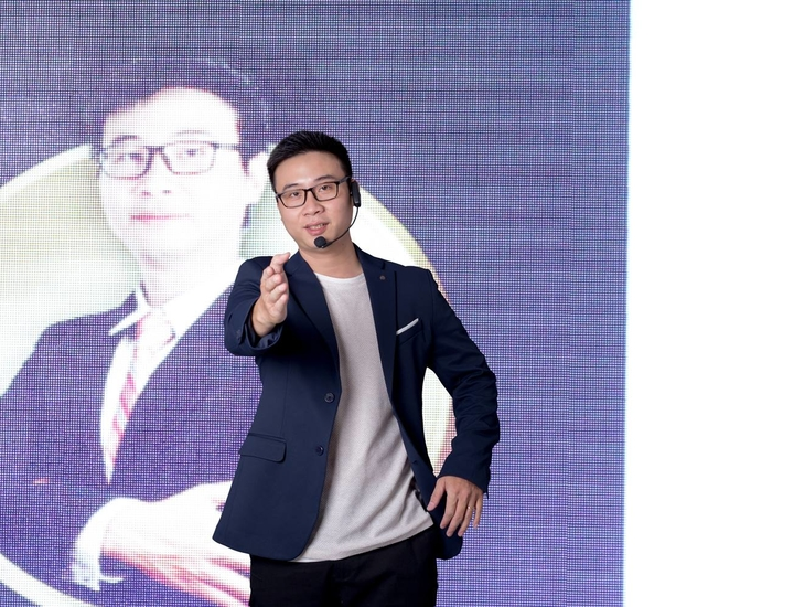 Anh Laevis Nguyễn - Founder South Edge Digital