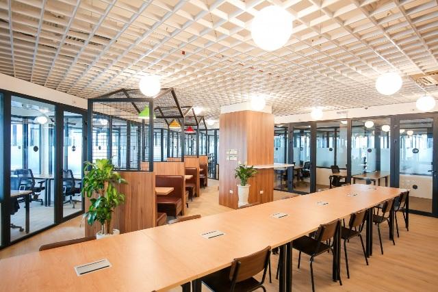 Đa dạng về kiến trúc và không gian giúp tăng cường hiệu quả tập trung