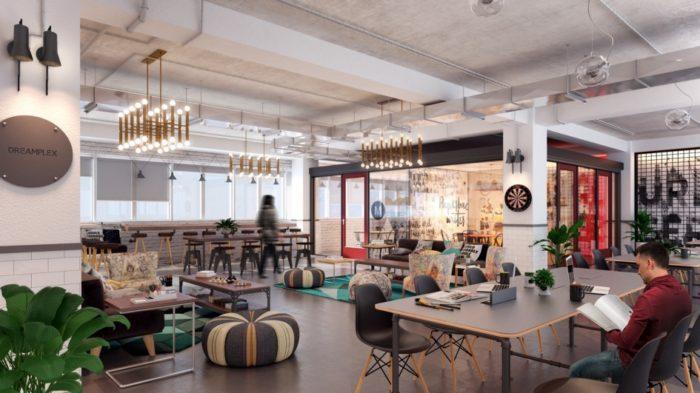 lợi ích coworking space mang đến cho startup
