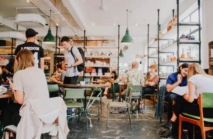 lợi ích của coworking space cho doanh nghiệp SME, startup