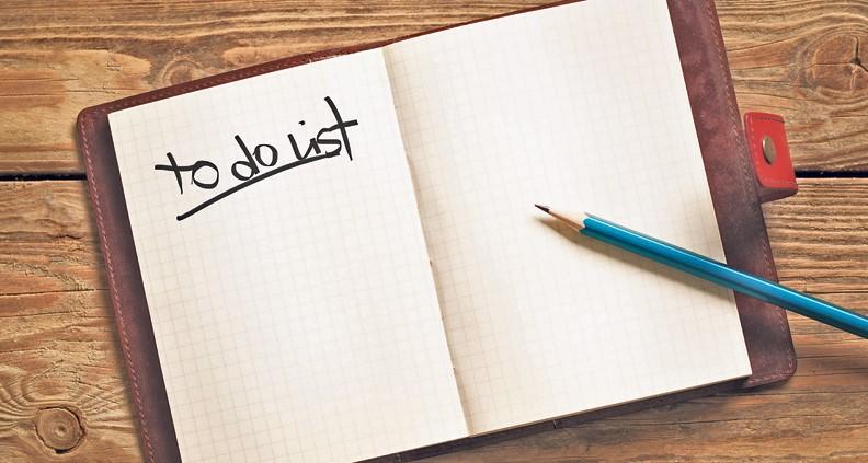 Check list các công việc trước khi chuyển văn phòng