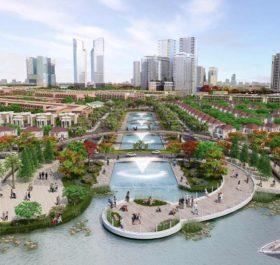 khu đô thị sinh thái aqua city
