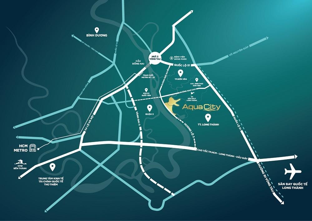 thành phố aqua thành phố Quảng Đông