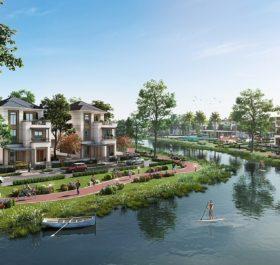 aqua city không gian sống xanh