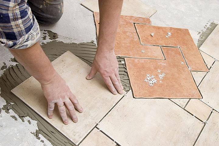 Keo dán gạch tốt được nhận biết thông qua nhiều đặc điểm