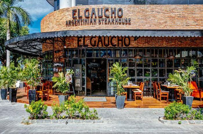 Thương hiệu steakhouse nổi tiếng - El Gaucho