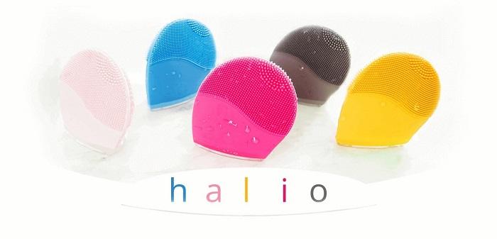 Máy rửa mặt Halio là gợi ý hoàn hảo cho da dầu, da thường