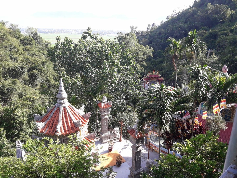 cảnh chùa